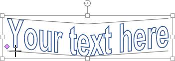 Text Art Transformation
