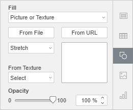 Picture or Texture Fill