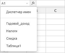 Список имен